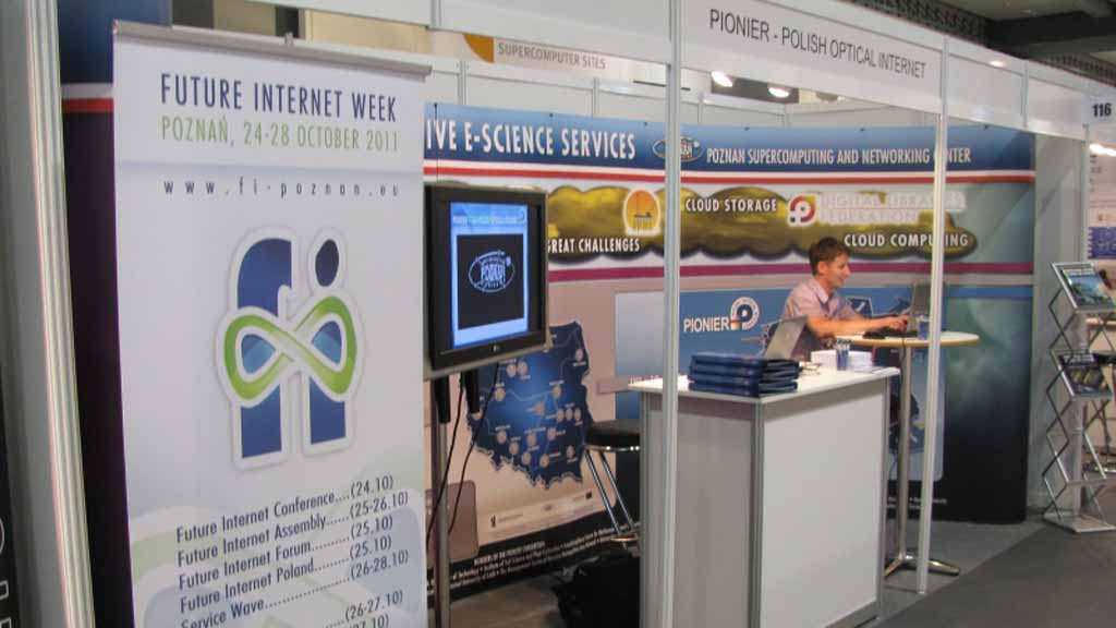 ISC 2011: welcome to the stand nr 116