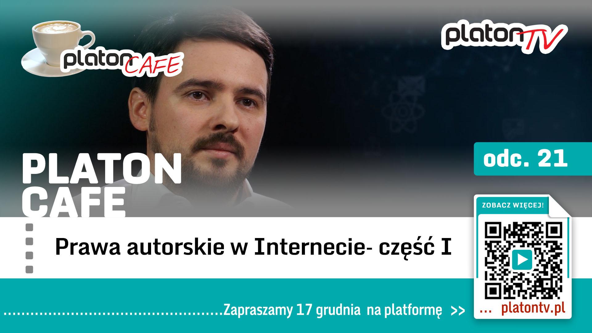 "PlatonTV Premiere: Platon Cafe ""Copyright on the Internet"""