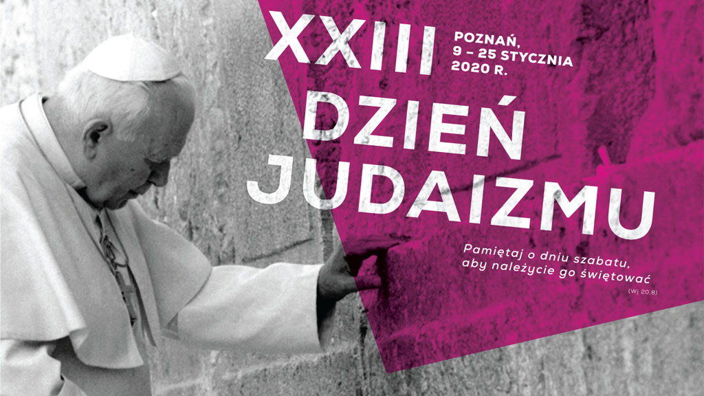 "XXIII Day of Judaism: we invite you to the concert ""Destination Unknown"""