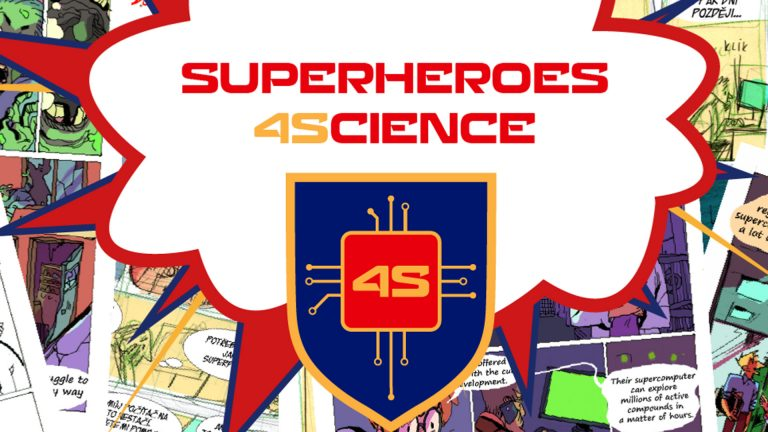 Final meeting of Superheroes 4 Science project