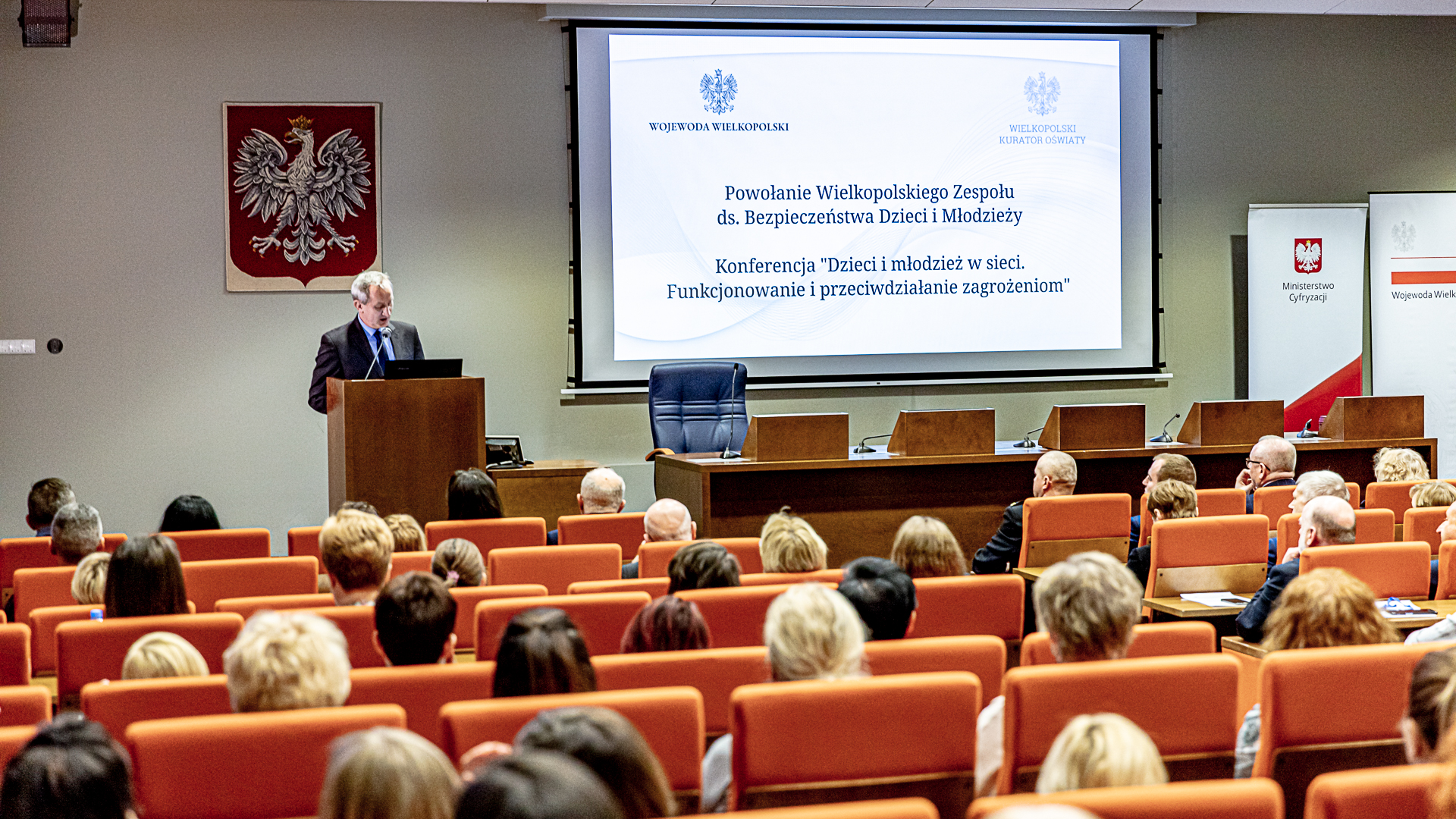 Dr Cezary Mazurek appointed to the Wielkopolska Team for Child and Youth Security