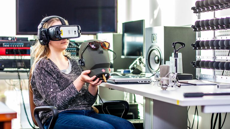 Immersive audio the perfect match for immersive video