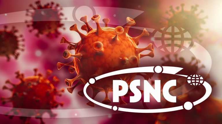 PSNC activity during the coronavirus pandemic and associated mass quarantine