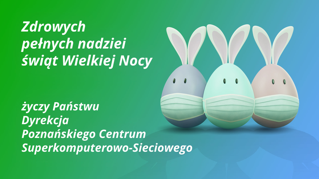 We wish you healthy and hopeful Easter!
