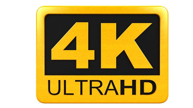 The 4K hub in its testing phase