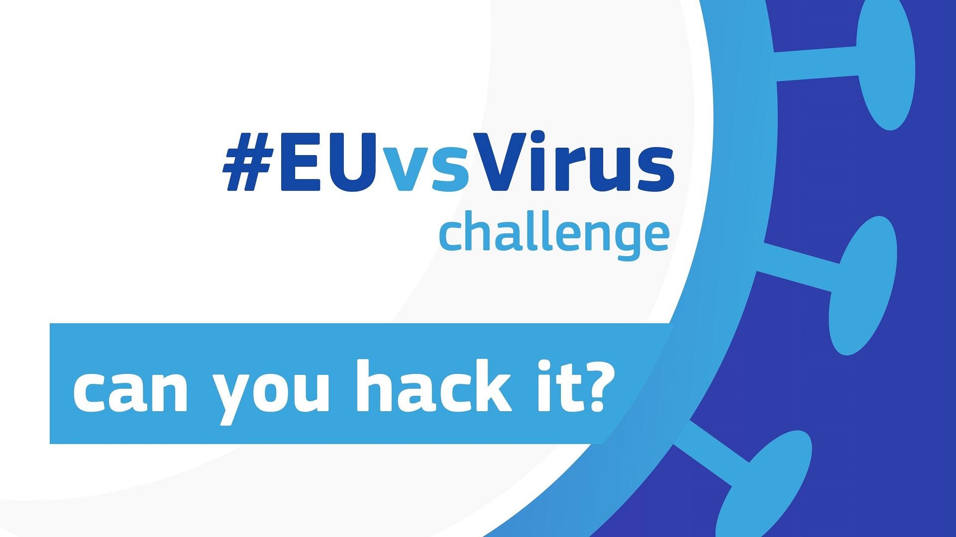 EUvsVirus – hackaton against the epidemic