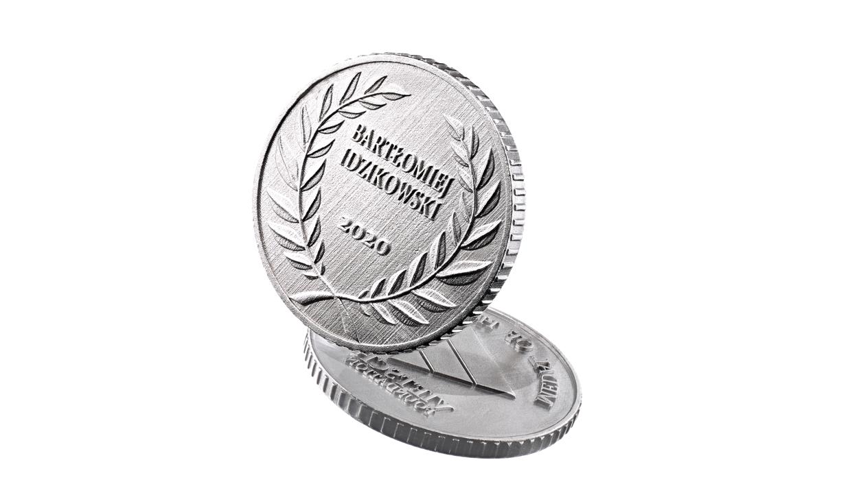 Bartłomiej Idzikowski was awarded the Medal of Honor by the Vietsch Foundation
