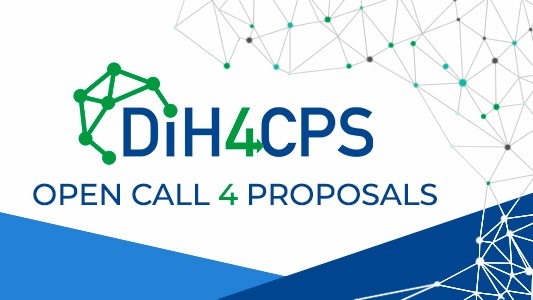Open Call in the DIH4CPS project