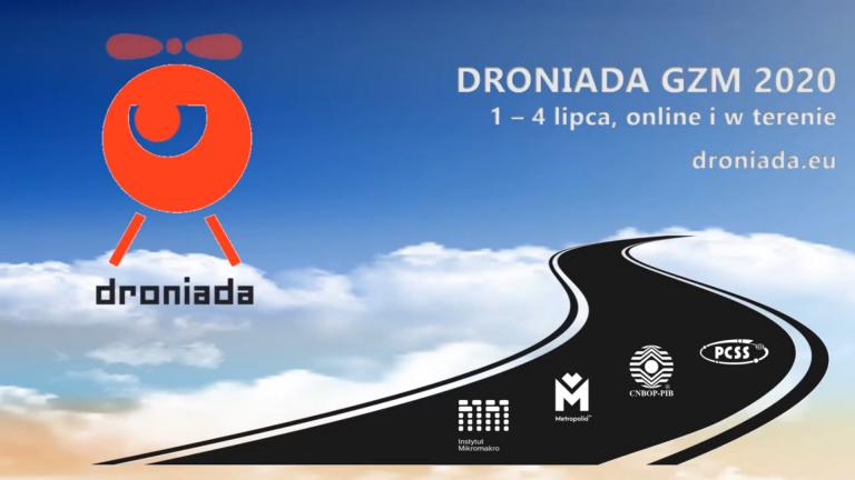 PSNC as a partner of Droniada 2020
