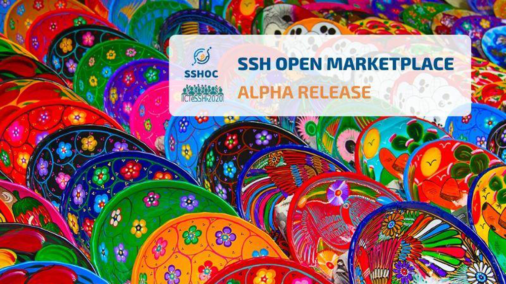 Alpha version of SSH Open Marketplace system has been launched