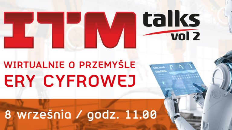 ITM_talks with the participation of dr Krzysztof Kurowski