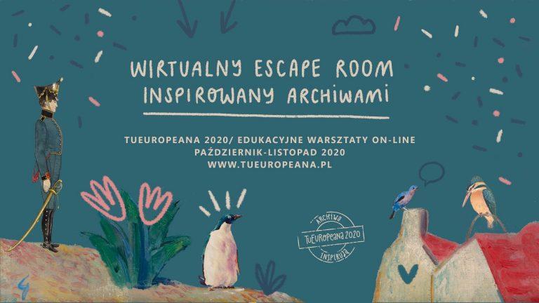 TuEuropeana 2020: a series of online educational workshops