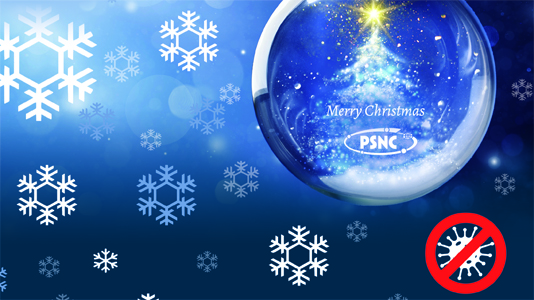 Merry Christmas and Happy New Year 2021!