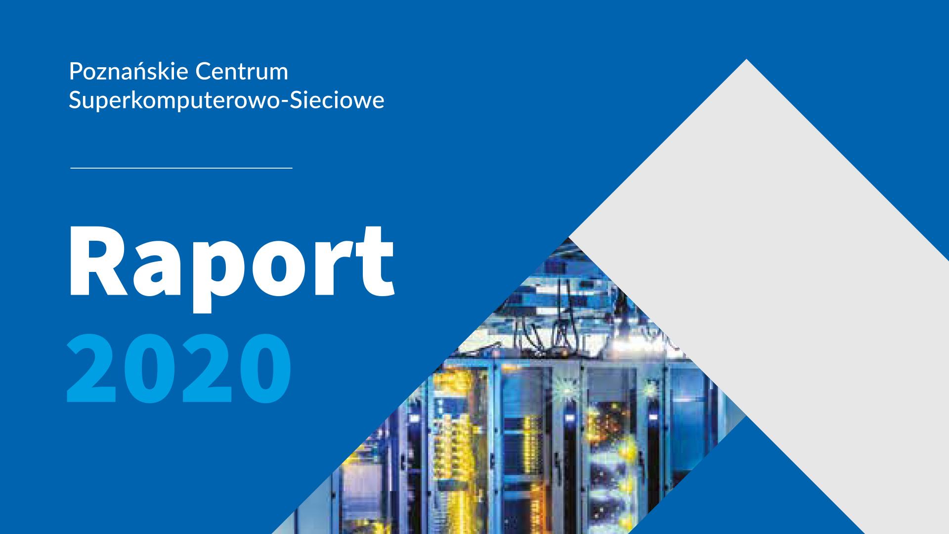 Report on PSNC activities in 2020