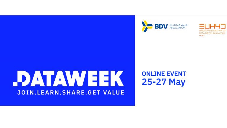 Invitation to Data Week 2021