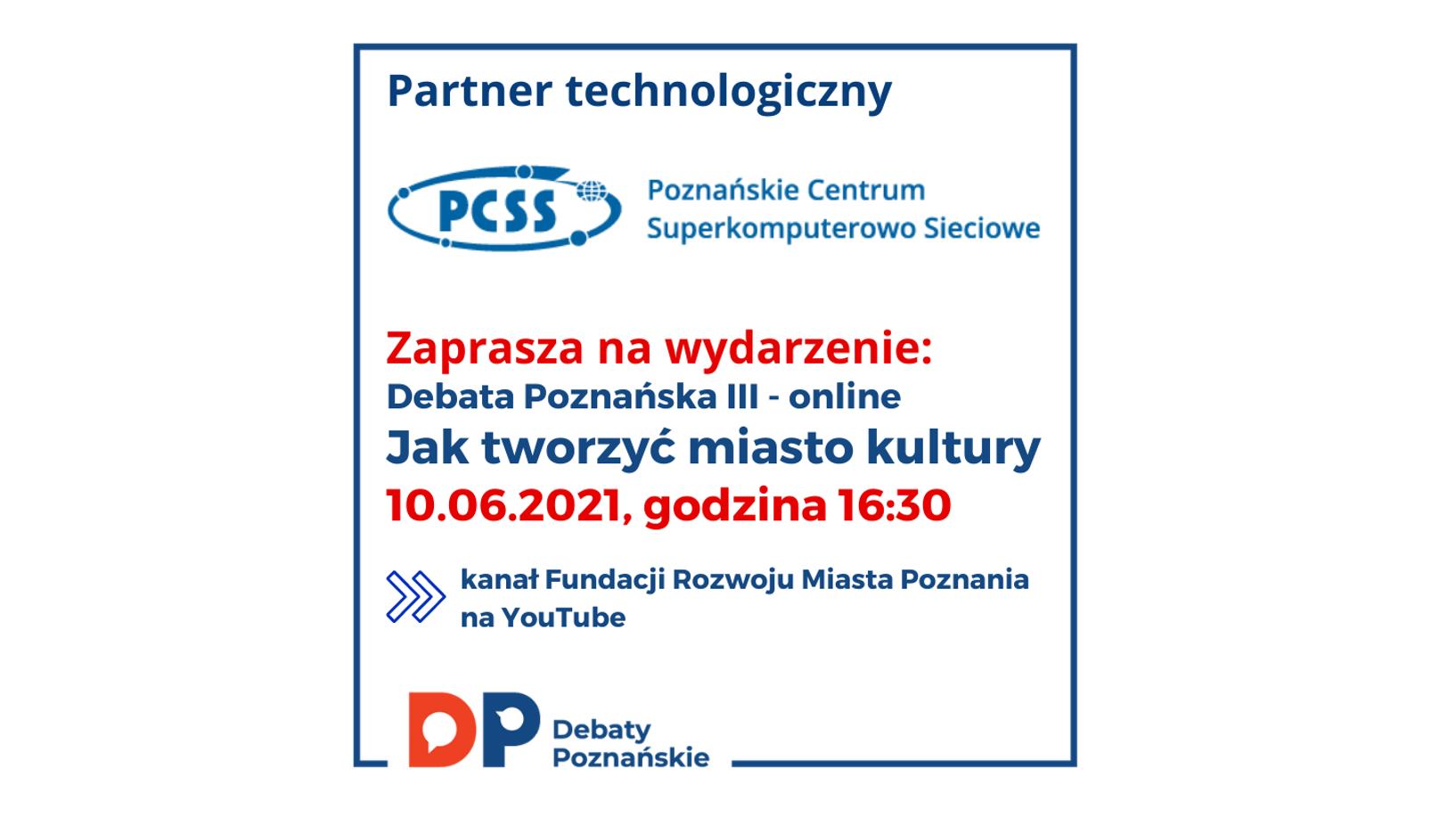 "Poznan Debate III ""How to create a city of culture"""