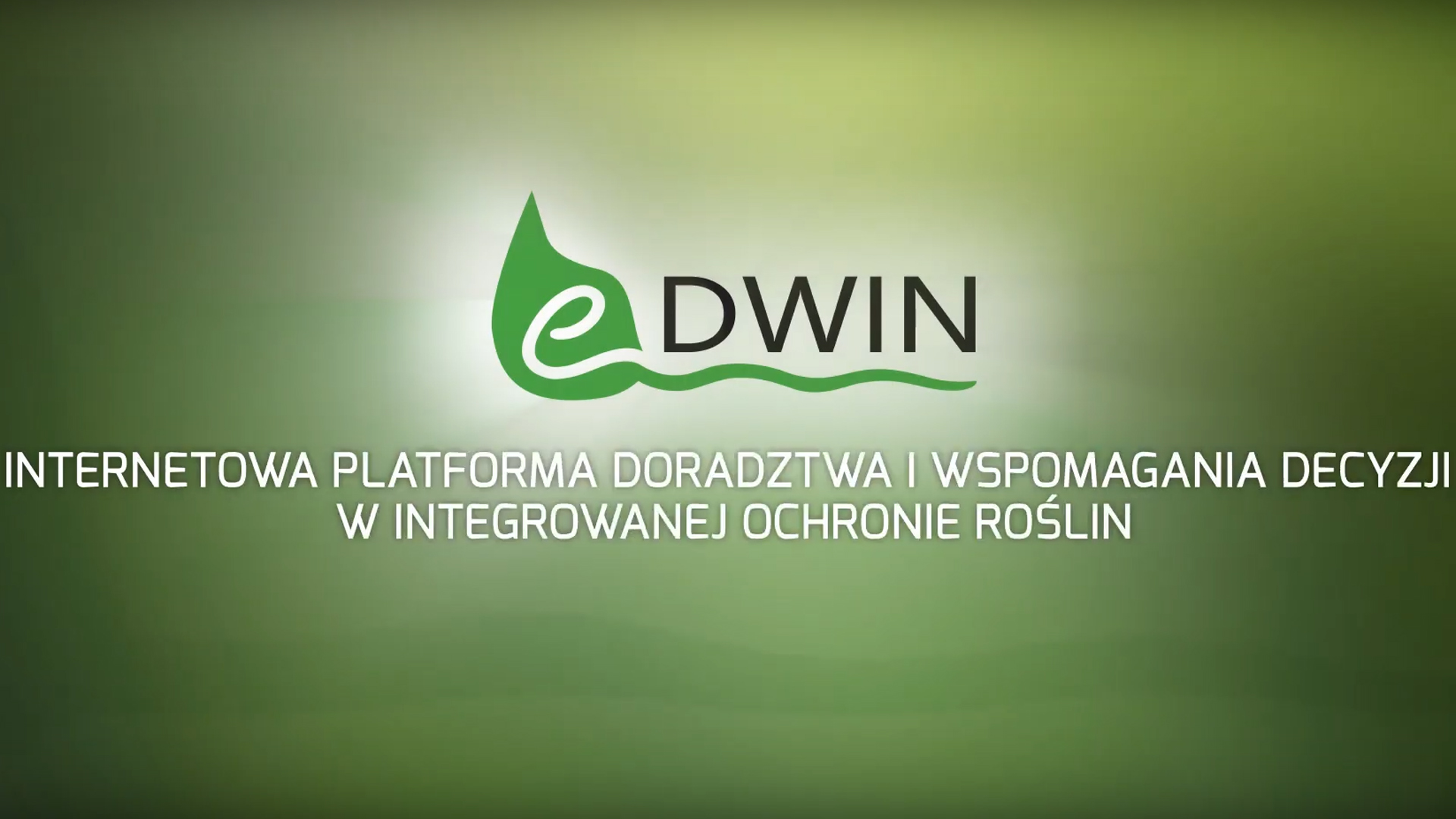 Technology at the service of farmers – what does the eDWIN project background look like?